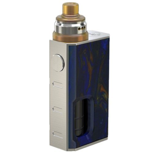 Wismec Luxotic BF - Squonk Kit mit Tobhino RDA - metallic resin
