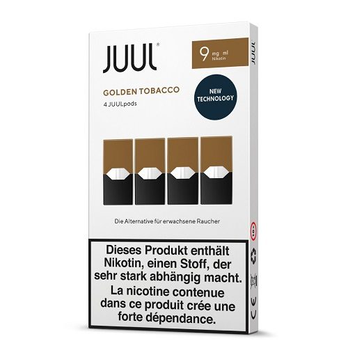 4x-juul-pods-golden-tobacco-9mg